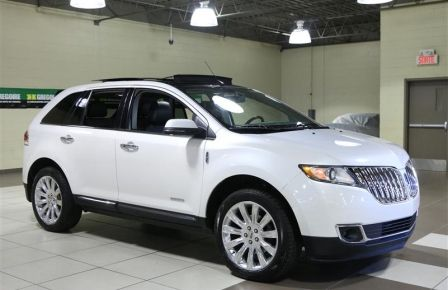 2013 Lincoln MKX AWD A/C CUIR TOIT MAGS