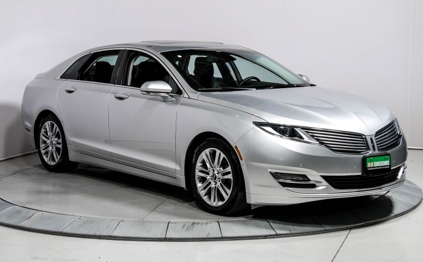 hyundai vaudreuil used cars lincoln mkz 2014 for sale. Black Bedroom Furniture Sets. Home Design Ideas