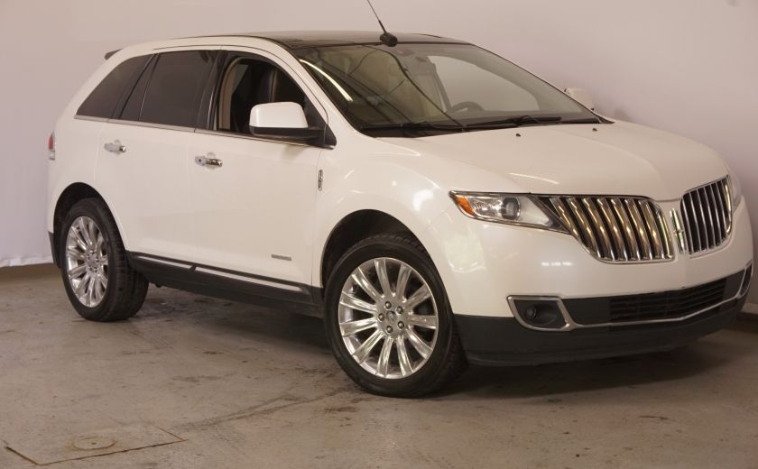 hyundai vaudreuil used cars lincoln mkx 2011 for sale. Black Bedroom Furniture Sets. Home Design Ideas
