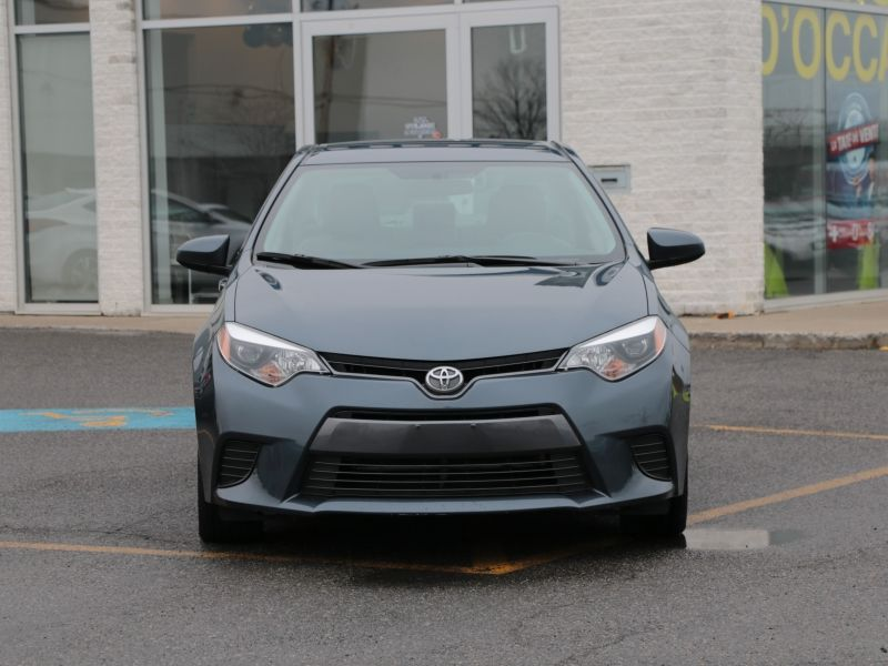 how to connect bluetooth to toyota corolla 2015