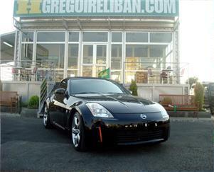 nissan 350z convertible 2004 usag e vendre h gr goire. Black Bedroom Furniture Sets. Home Design Ideas
