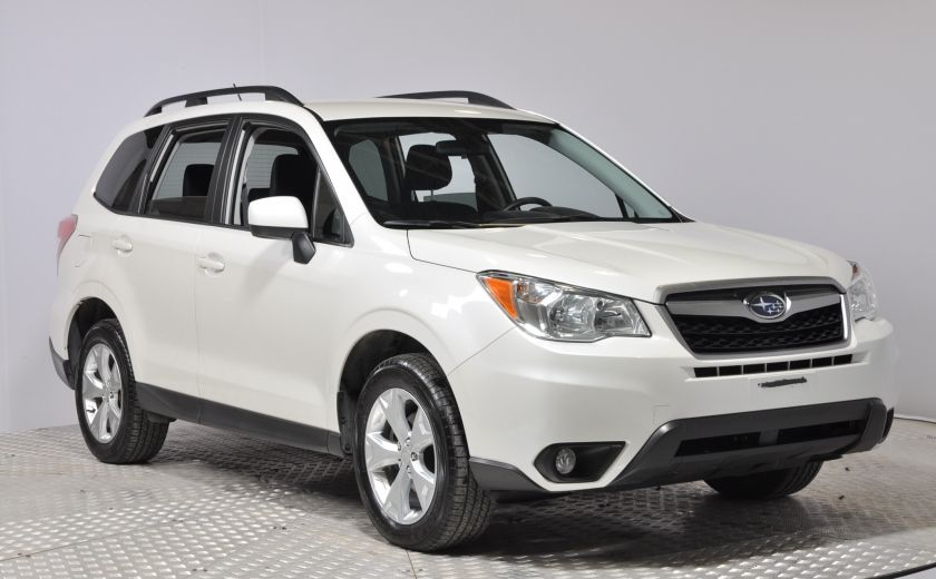 2015 Subaru Forester i Convenience BLUETOOTH CRUISE AC XMODE SIEGES AV. #0