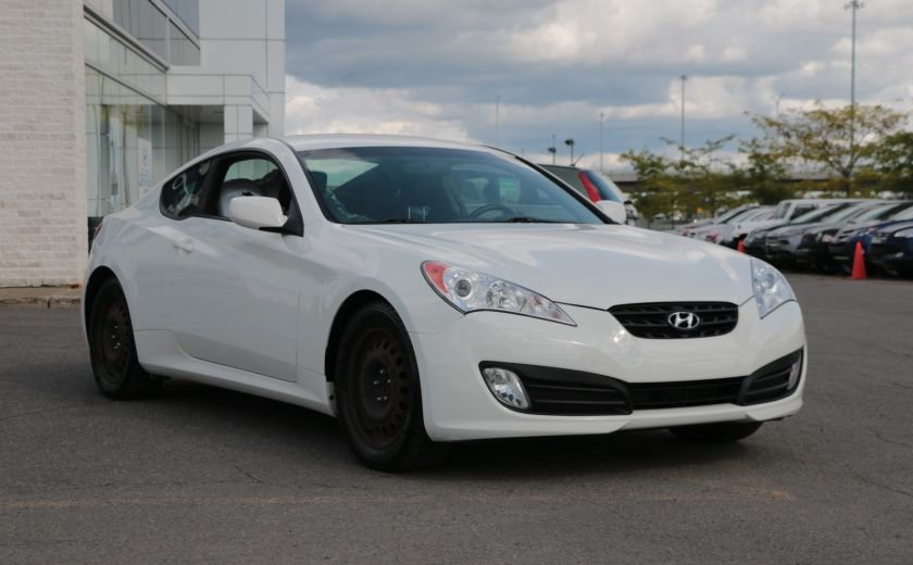 2011 Hyundai Genesis Coupe Premium MAN A/C GR ELECT MAGS #0