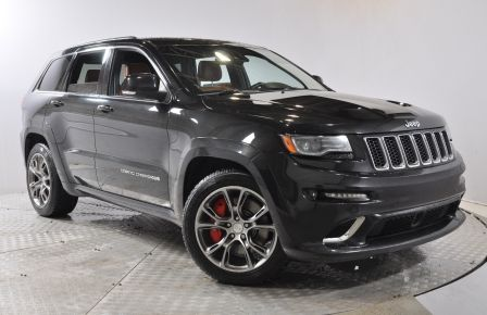 2014 Jeep Grand Cherokee SRT8 CUIR panoramique CAM/RECUL GPS/MP3 #0