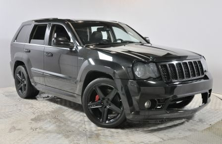 2009 Jeep Grand Cherokee SRT8 GPS/CAM RECUL/TOIT PANO&A/C MP3 #0