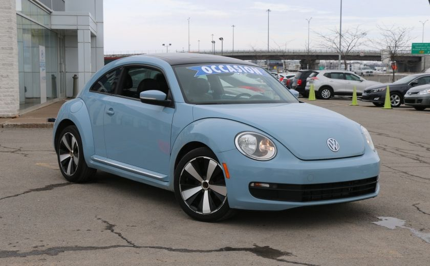 2012 Volkswagen BEETLE Comfortline AUTO A/C BANC CHAUFFANT  GR ELECT MAGS #0