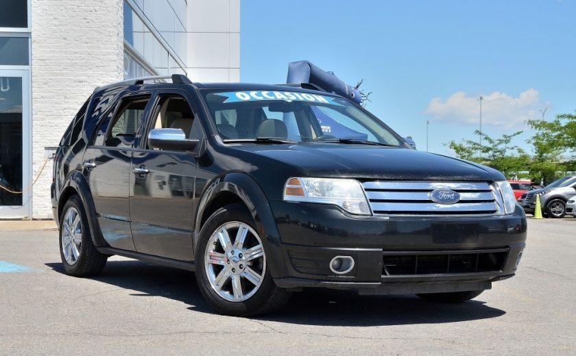 2009 Ford Taurus X Limited AWD AUTO BANC CHAUFFANT MAGS #0