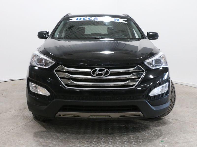 2016 Hyundai  Santa Fe Luxury, VOLANT CHAUFFANT, BANC CHAUFFANT, CRU