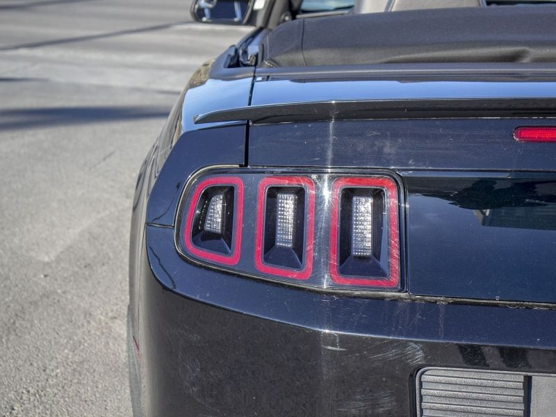2013 Ford  Mustang GT CONVERTIBLE SON INCROYABLE