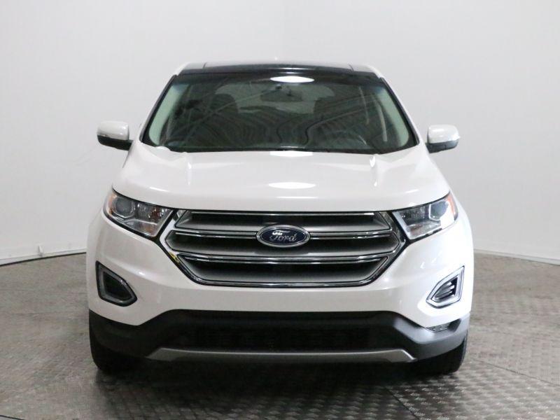 2016 Ford  Edge SEL AWD GPS SUNROOF 2.0 TURBO
