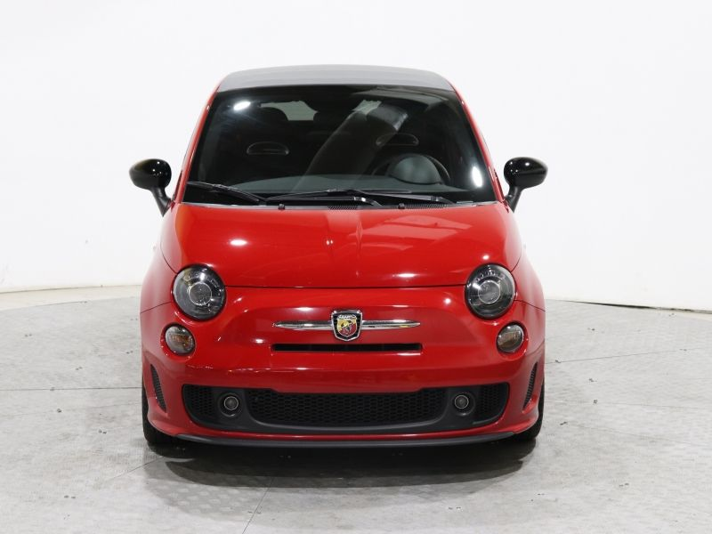 Fiat 500c Abarth CONVERTIBLE A/C GR ELECT MAGS 2015