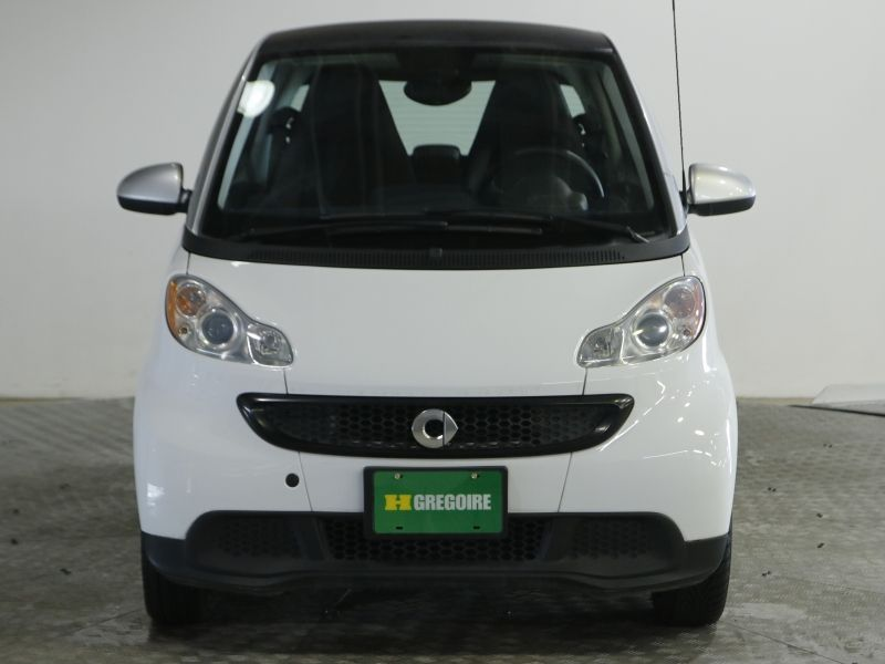 Smart Fortwo PURE AUTO A/C CUIR 2015