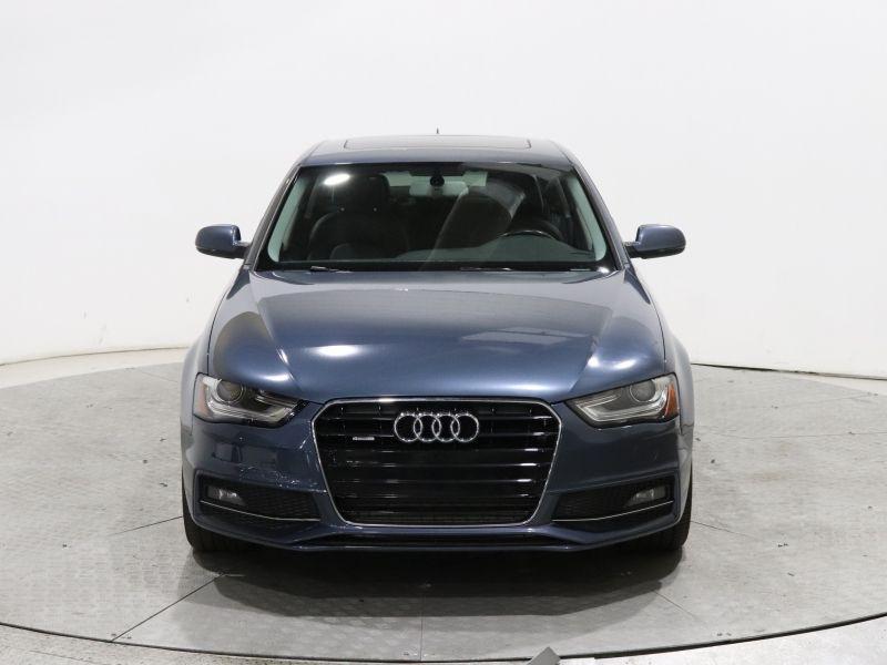 Audi A4 Komfort plus QUATTRO AC GR ELECT CUIR TOIT OU 2015