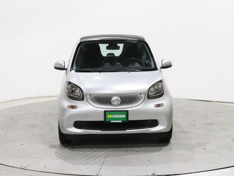 Smart Fortwo Pure AUTO A/C GR ELECT MAGS BLUETOOTH  2016