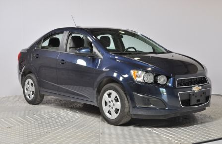 2015 Chevrolet Sonic LS A/C Cruise Bluetooth OnStar AUX/MP3 #0
