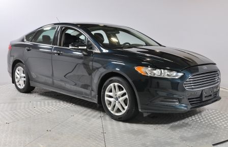 2014 Ford Fusion SE AC CRUISE BLUETOOTH #0