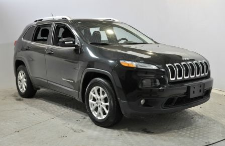 2015 Jeep Cherokee NORTH AUTO 4X4 A/C UCONNECT GR ELECTRIQUE MAGS #0