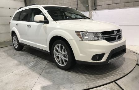 2017 Dodge Journey GT AWD Pano GPS Cuir-Chauf Bluetooth DVD/Demarreur #0