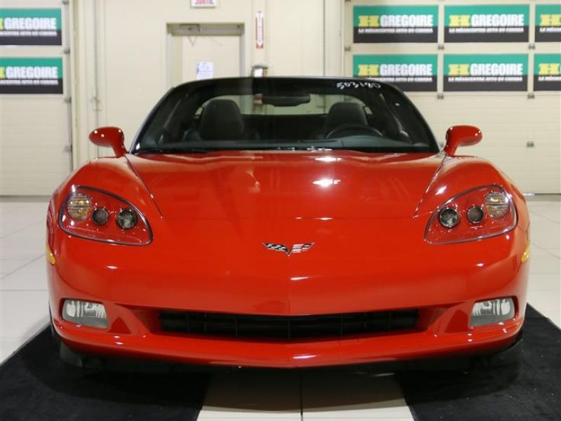 2013 Chevrolet  Corvette MANUEL CLUTCH 6VITESSES 430HP TARGA