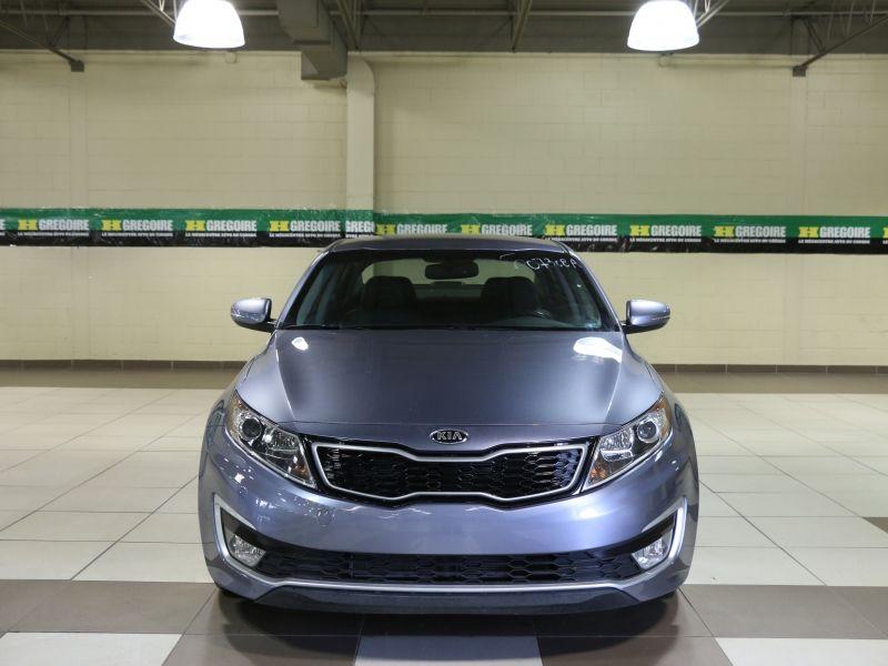 Kia Optima Hybrid AUTO A/C MAGS GR ELECT CAMERA RECUL BL 2012