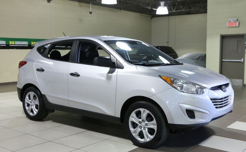 Gas Mileage Of 2010 Hyundai Tucson Fuel Economy