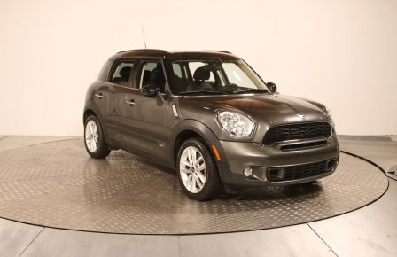 2014 Mini Cooper S COUNTRYMAN ALL4 AWD AUTO CUIR TOIT #0