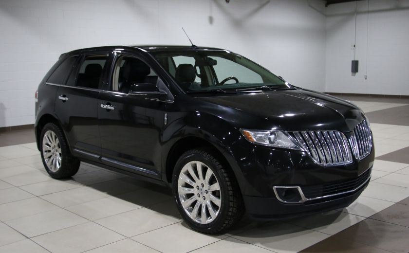hyundai vaudreuil used cars lincoln mkx 2013 for sale. Black Bedroom Furniture Sets. Home Design Ideas