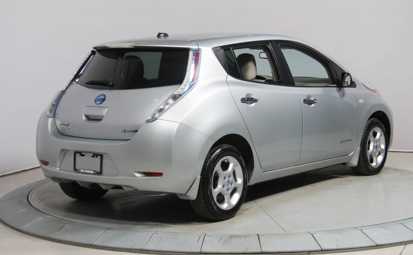 hyundai vaudreuil auto usag e nissan leaf 2012 vendre. Black Bedroom Furniture Sets. Home Design Ideas