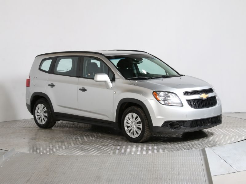 2014 chevrolet orlando tests news photos videos and. Black Bedroom Furniture Sets. Home Design Ideas