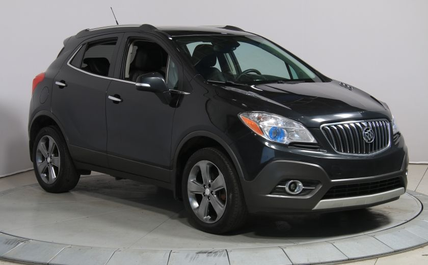 hyundai vaudreuil used cars buick encore 2014 for sale. Black Bedroom Furniture Sets. Home Design Ideas