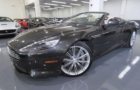 Used Aston Martin DBs For Sale HGregoire - Used aston martin db9