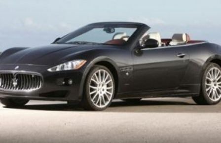 2015 Maserati GranTurismo Base à