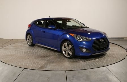 2013 Hyundai Veloster TURBO AUTO A/C GR ELECT TOIT MAGS #0