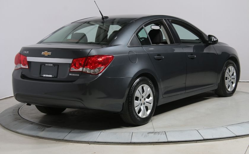 hyundai vaudreuil used cars chevrolet cruze 2013 for sale. Black Bedroom Furniture Sets. Home Design Ideas