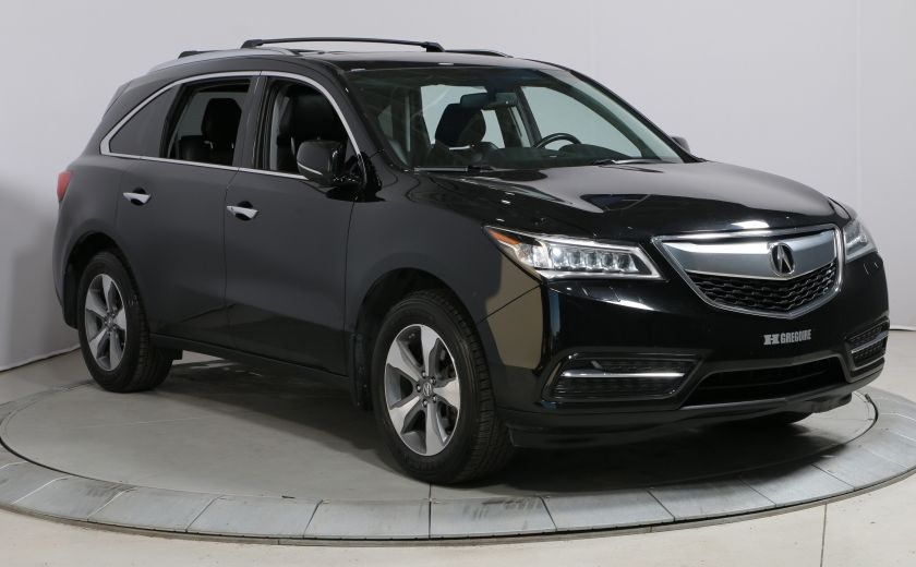 hyundai vaudreuil used cars acura mdx 2014 for sale. Black Bedroom Furniture Sets. Home Design Ideas