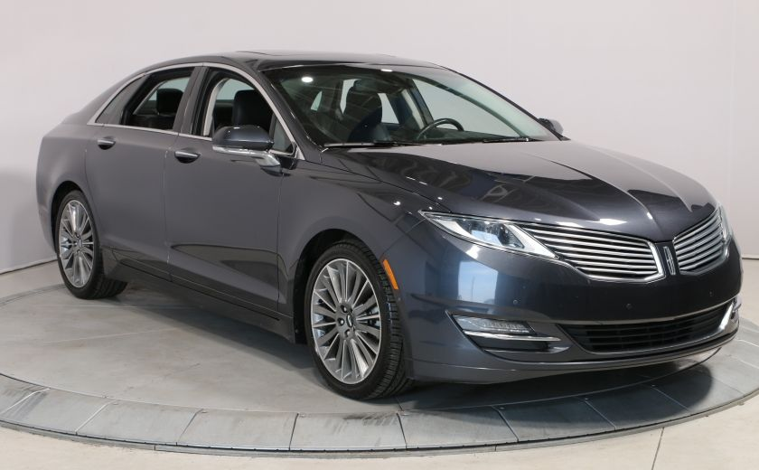 hyundai vaudreuil used cars lincoln mkz 2013 for sale. Black Bedroom Furniture Sets. Home Design Ideas