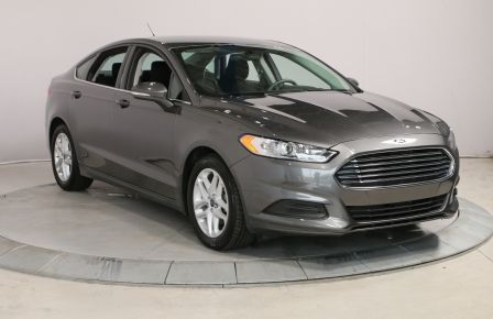 2016 Ford Fusion SE AUTO A/C BLUETOOTH MAGS #0