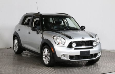2012 Mini Cooper S AWD CUIR TOIT MAGS BLUETOOTH #0