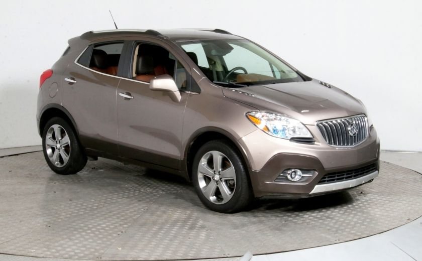 hyundai vaudreuil used cars buick encore 2013 for sale. Black Bedroom Furniture Sets. Home Design Ideas
