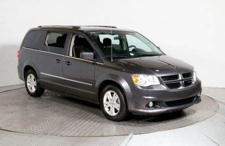 2016 Dodge GR Caravan Crew A/C GR ELECT MAGS STOW N GO 7 PASSAGERS #0