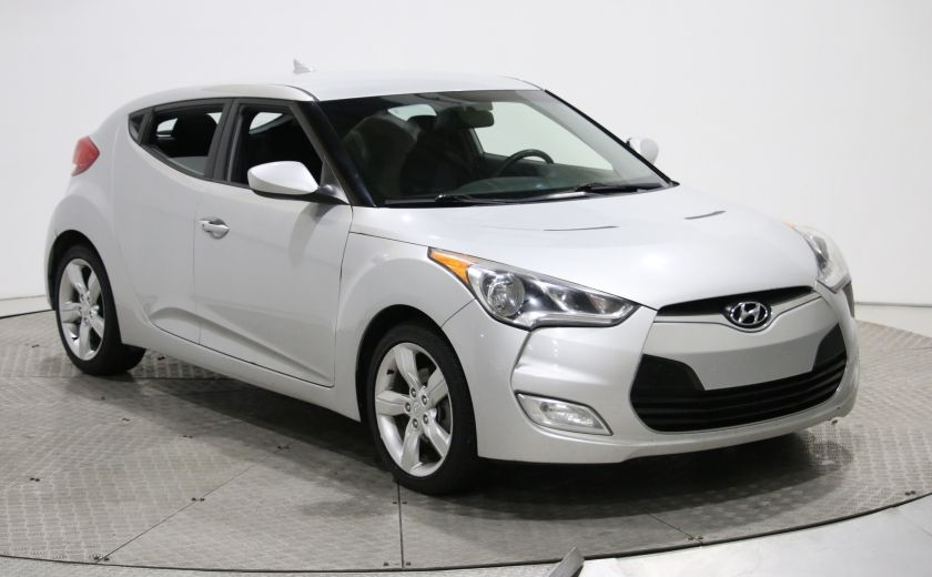 2013 Hyundai Veloster AUTO A/C MAGS BLUETOOTH #0