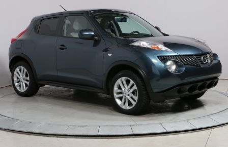 2011 Nissan Juke SV A/C BLUETOOTH GR ELECT MAGS #0