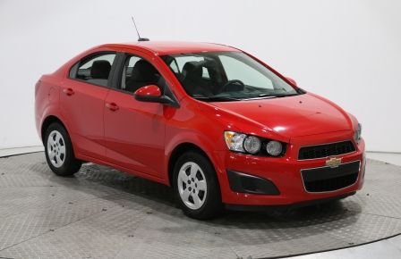 2015 Chevrolet Sonic LS AUTOMATIQUE BLUETHOOT #0