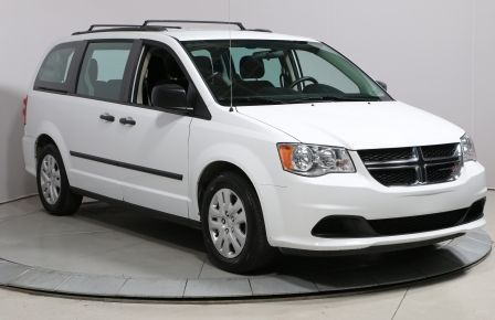 2016 Dodge GR Caravan Canada Value Package #0