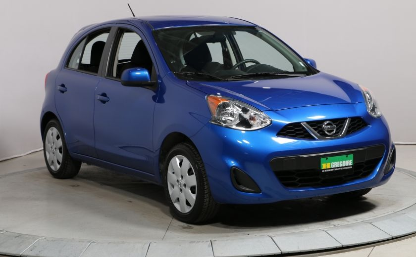 2016 Nissan MICRA SV AUTO A/C BLUETOOTH GR ELECT #0