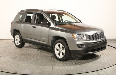 2012 Jeep Compass Sport 4x4 AUTO A/C CRUISE #0