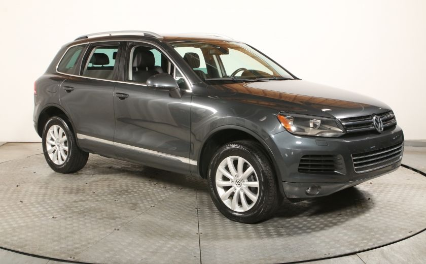 Hyundai Vaudreuil Used Cars Volkswagen Touareg 2011 For Sale
