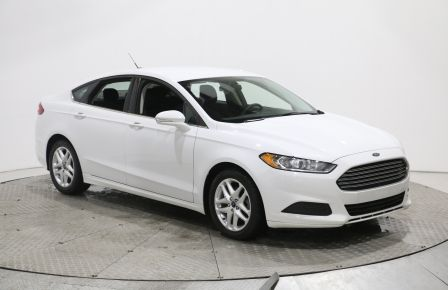 2015 Ford Fusion SE AUTO A/C GR ELECT CAM.RECUL MAGS #0