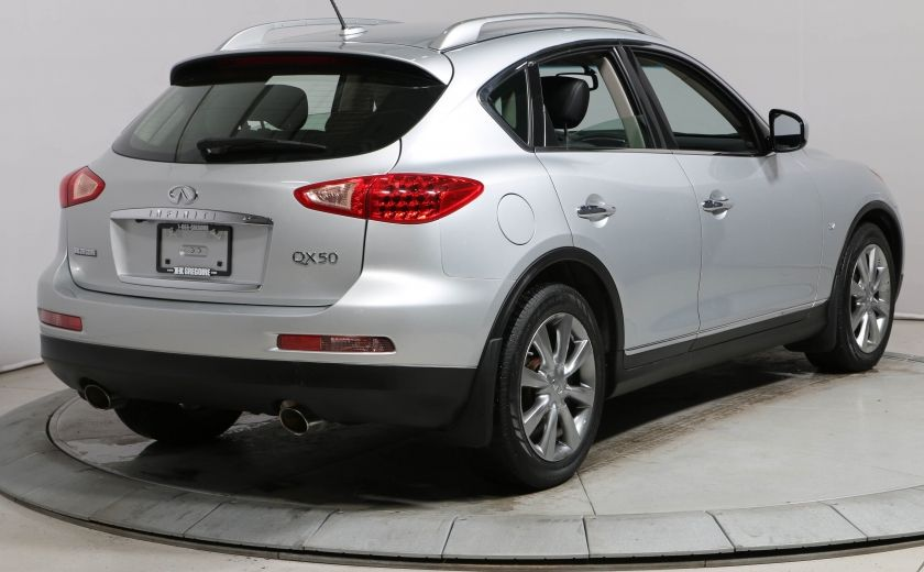 Hyundai Vaudreuil | Used cars Infiniti QX50 2014 for sale
