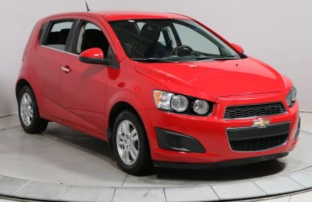 2013 Chevrolet Sonic LT AUTO A/C GR ELECT MAGS BLUETOOTH #0